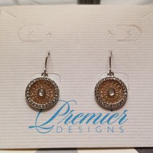 NWOT Premier Silver Earrings